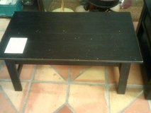 Coffee table black in Alamogordo, New Mexico