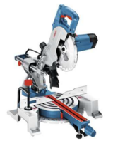 Miter Saw Bosch GCM 800 SJ incl. Saw blade in Ramstein, Germany