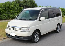 Honda Stepwagon 2002 in Okinawa, Japan