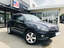 *TOP PICK* 2013 Tiguan Sport Automatic Diesel 4WD in Spangdahlem, Germany
