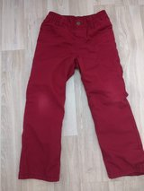 Lot of 5 fall and winter pants  - size 5, 104, 110 in Stuttgart, GE
