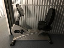 TRUE Fitness Z5 Recumbent Exercise Bike in Glendale Heights, Illinois