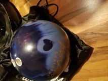 Bowling ball in Grafenwoehr, GE