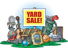 Huge Yard Sale Saturday Only 7-12 in Fort Campbell, Kentucky
