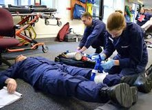 EMT Course in Camp Pendleton, California