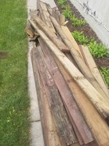 free wood from deck in Oswego, Illinois