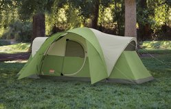 Coleman Montana 8 Person Tent in Okinawa, Japan