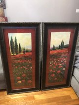Range of Tulips Wall Decor in Fort Campbell, Kentucky