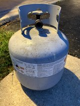 MOVING SALE! Gas Cylinder in Chicago, Illinois
