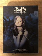 Buffy the Vampire Slayer Season 1 - 7 in Fort Knox, Kentucky