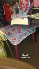 Kids Table and Chair (New) in Fort Leonard Wood, Missouri