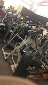 Exercise Equipment in Fort Leonard Wood, Missouri