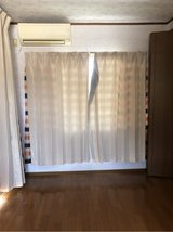 MORE curtains??! in Okinawa, Japan