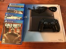 PS4 with Games in Okinawa, Japan
