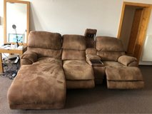 Recliners and massage sofa. in Grafenwoehr, GE