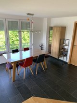 3 BR+garage, 5 min Kelley, semi-furnished in Stuttgart, GE