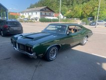 Classic Muscle Car for Sale...1972 Oldsmobile Cutlass S Hardtop Coupe; 4-4-2 option; 7.5 liter R... in Grafenwoehr, GE