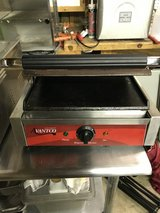 Single Flat Panini Press NSF in Orland Park, Illinois