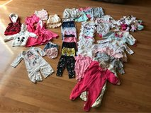 Baby Girl Clothes Lot 9 Months in Aurora, Illinois