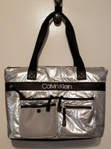 Calvin Klein Large Metallic Tote in Fort Benning, Georgia