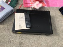 Sony VCR with remote in Camp Lejeune, North Carolina