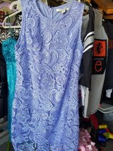 Lilac dress size s in Chicago, Illinois