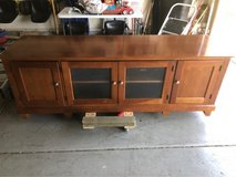 tv stand made by hooker furniture in Aurora, Illinois