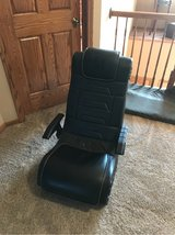 gaming chair X Rocker in Plainfield, Illinois
