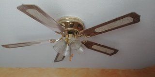Ceiling fan in Fort Knox, Kentucky