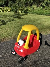 Little Tikes Cozy Coupe in Bartlett, Illinois
