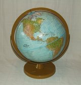 Replogle 12 Inch Globe World Oceans Series In Raised Relief in Naperville, Illinois
