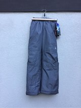 youth size small 7/8 gray snow pants New in Westmont, Illinois