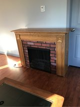 Electric Fireplace in Plainfield, Illinois