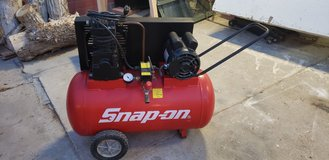Snap-on air compresor in Barstow, California