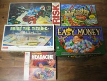 Vintage Board Games in Kingwood, Texas