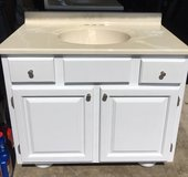 """36"""" White Vanity and Top in Glendale Heights, Illinois"""