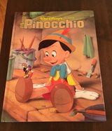 Pinocchio in Batavia, Illinois