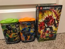 HERO FACTORY LEGO SETS in Chicago, Illinois