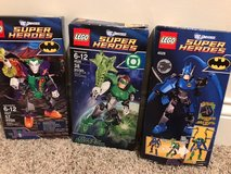SUPER HEROES LEGO SETS in Chicago, Illinois