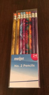 24 Pencils in St. Charles, Illinois