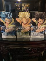 Dragonball  Gogeta Namco exclusive in Okinawa, Japan
