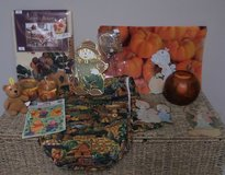 Fall Decor Assortment in Kingwood, Texas