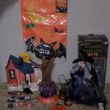 Halloween Decor Assortment in Kingwood, Texas