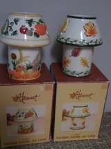 NEW Hand Painted Candle Jar Lamps in Kingwood, Texas
