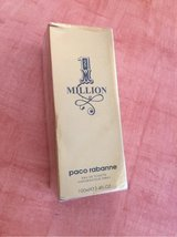 1 MILLION 3.4fl.oz perfume in Ramstein, Germany