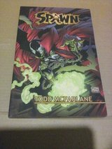 Spawn graphic novel in Beaufort, South Carolina