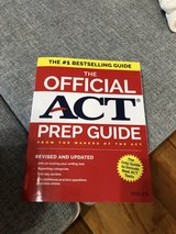 ACT Prep Guide in Fort Campbell, Kentucky