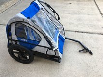 InStep  Two Seat Portable Bike Trailer in Kingwood, Texas