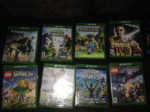 XBOX  One Games in Aurora, Illinois