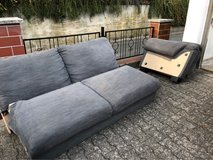 free couch (already disassembled) in Ramstein, Germany